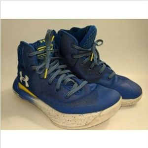 Under Armour Curry 3zero Basketball athletic shoes
